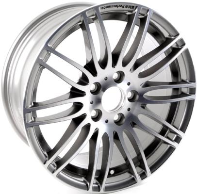 Легкосплавный колесный диск Performance (сдвоенные спицы) 269 для BMW 1 Series E81/E87