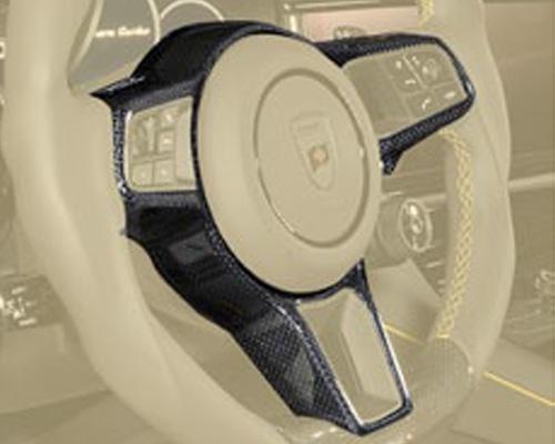 Панель управления рулевого колеса Mansory для Porsche Panamera Sport Turismo