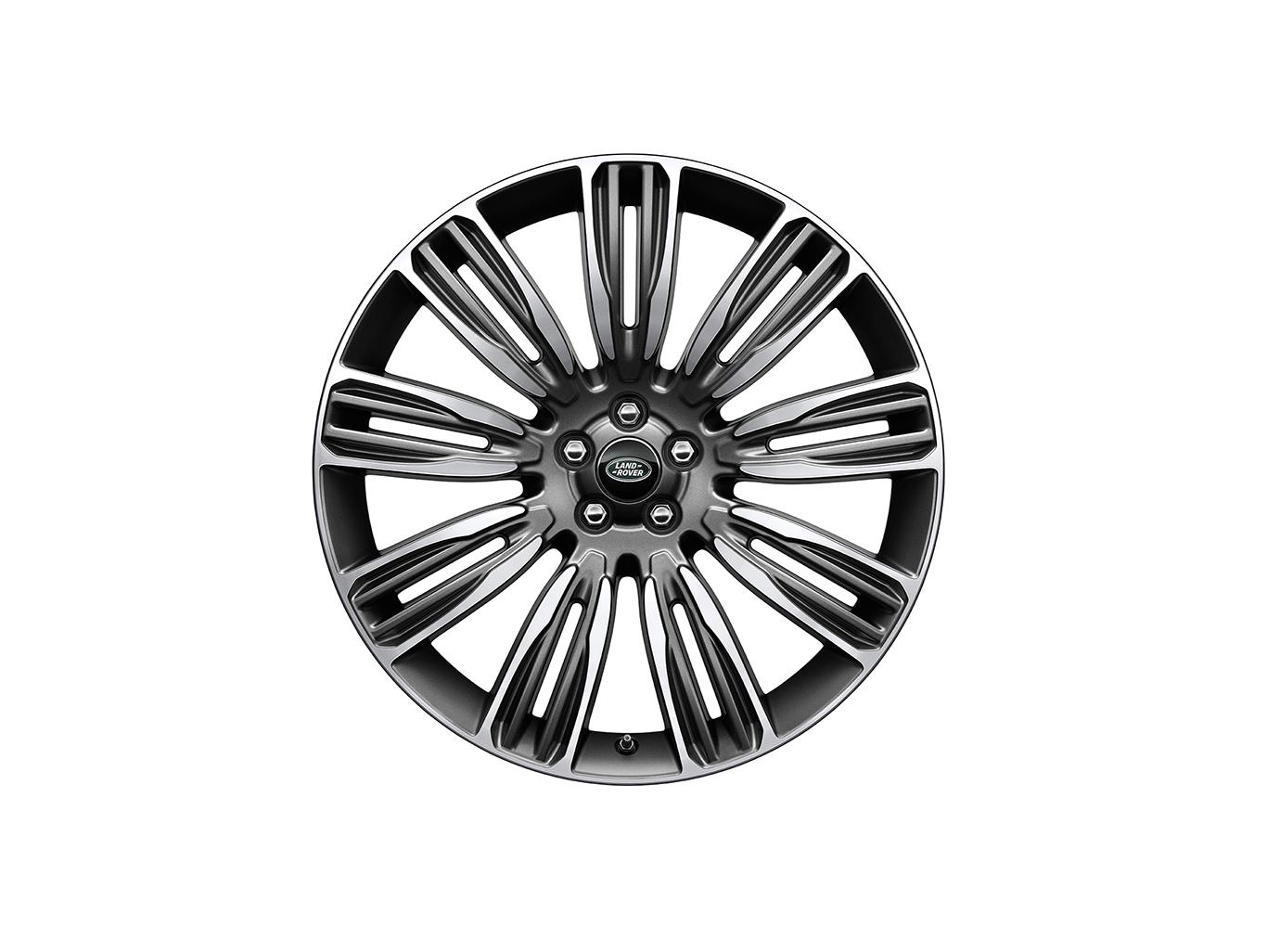 Колесный диск R22 Style 9007 Diamond Turned для Range Rover Velar