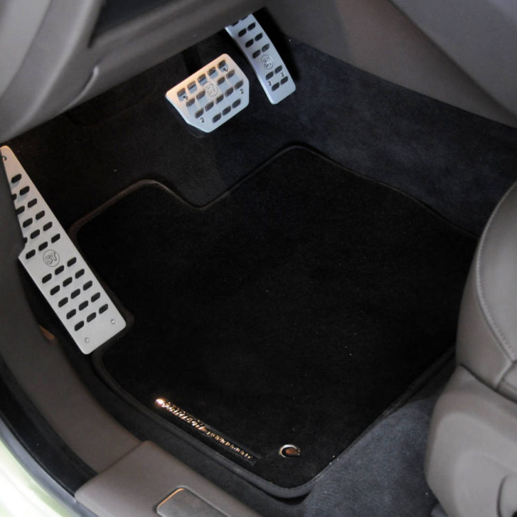 Ковры салона Startech для Range Rover Evoque 2019-