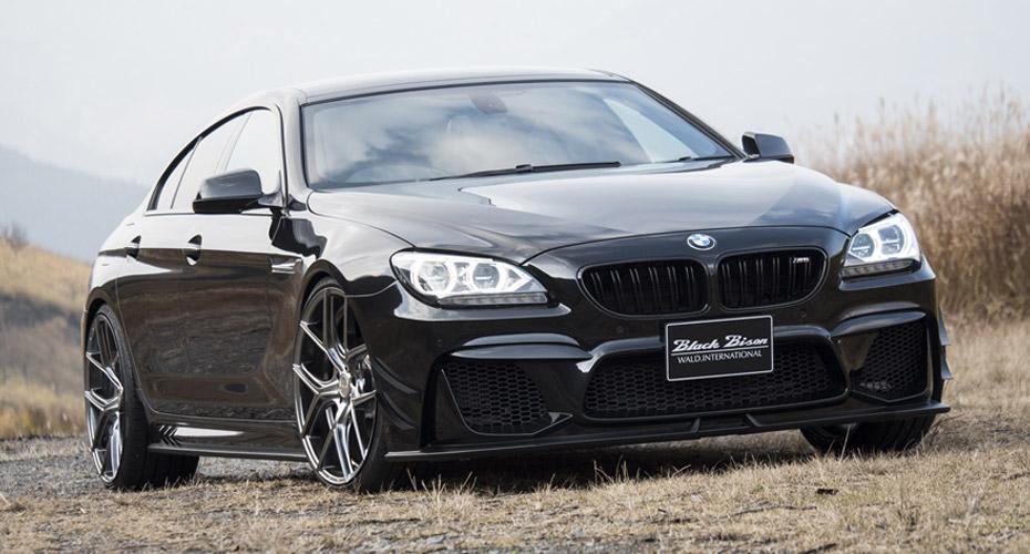 Обвес WALD для BMW 6 Series F06 Gran Coupe