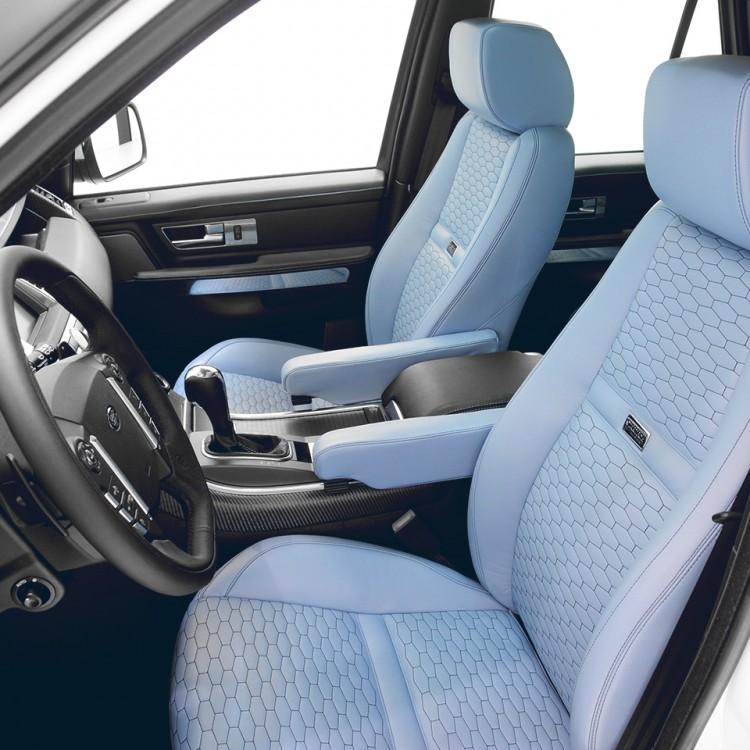 Кожаный салон Startech для Range Rover Sport 2010-2013