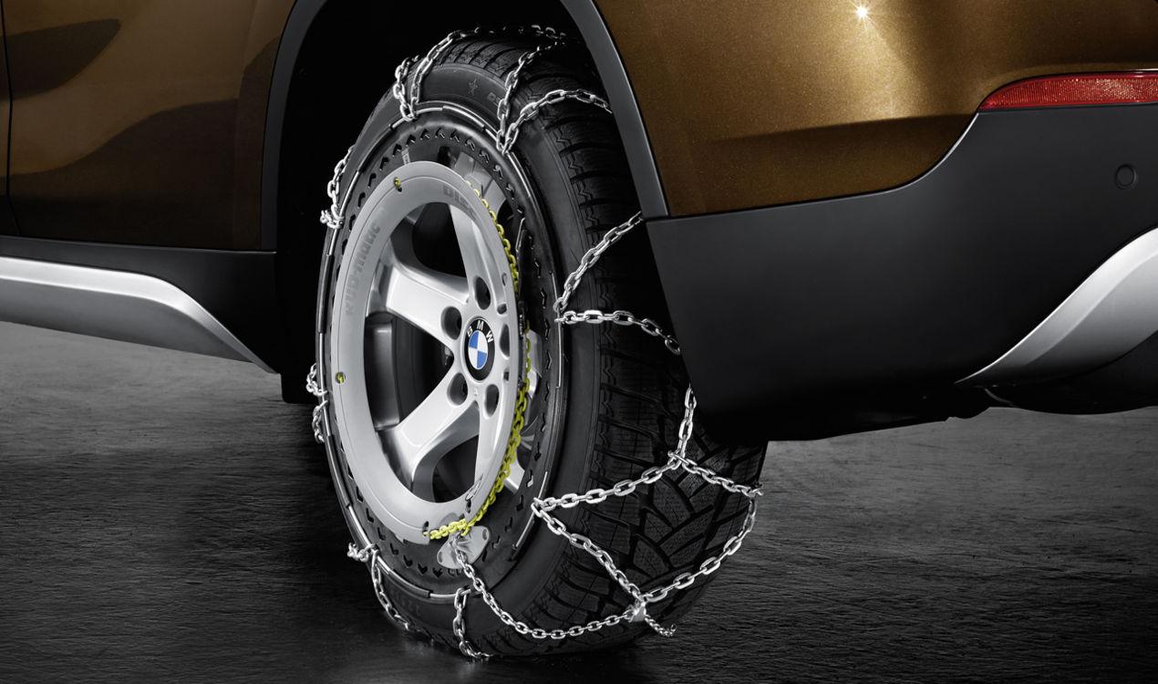 Цепь противоскольжения System Rud-Matic Disc для BMW 1 Series F20/F21
