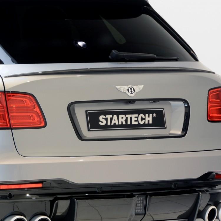 Карбоновый спойлер Startech для Bentley Bentayga 2016-