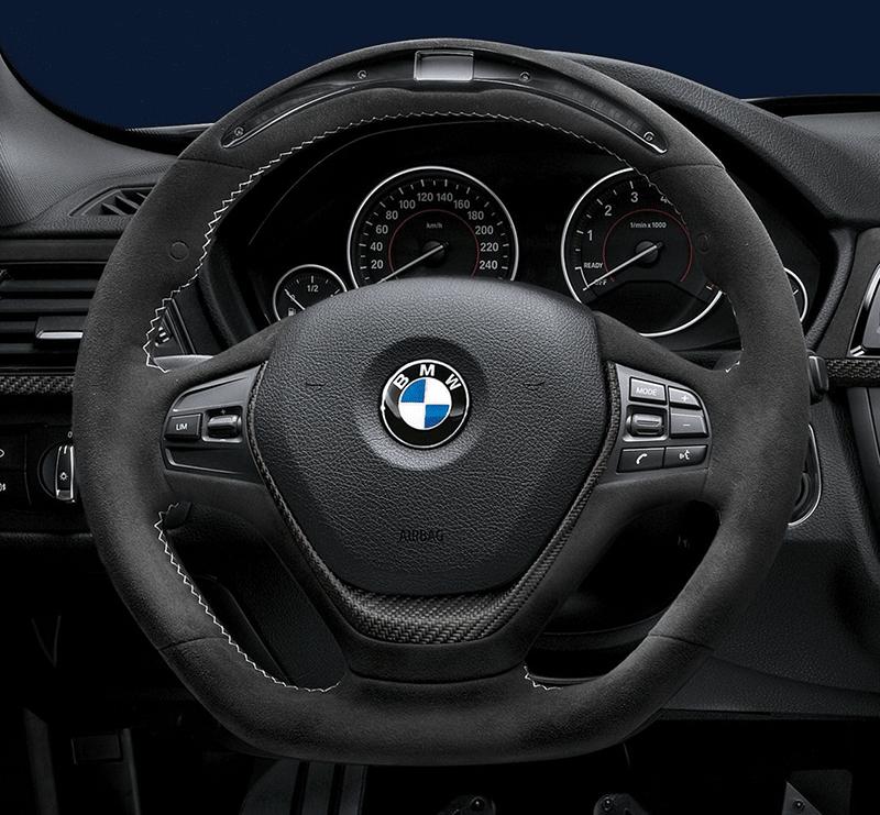 Рулевое колесо M Performance для BMW 1 Series F20/F21