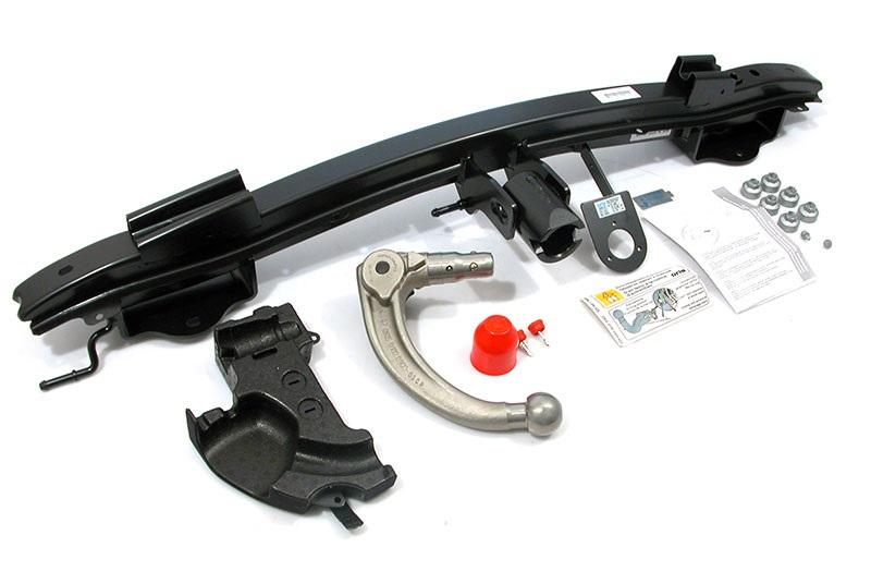 Тягово-сцепное устройство со съемной шаровой головкой для BMW 1 Series E81/E87