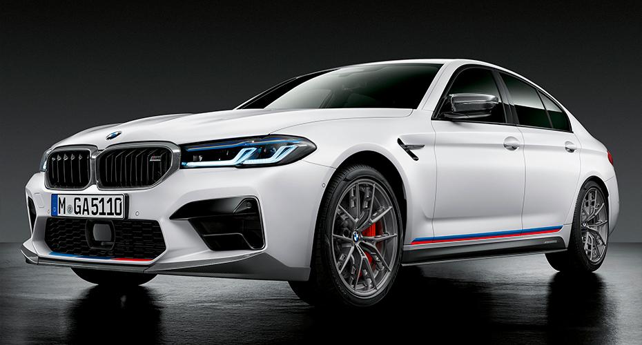Тюнинг M Performance для BMW M5 F90 (рестайлинг)