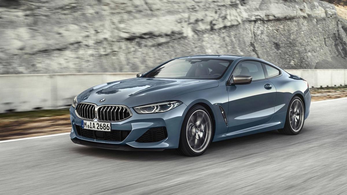 Аэродинамические принадлежности M Performance для BMW 8 Series G14/G15