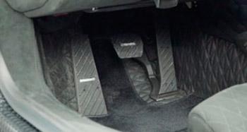 Накладки на педали Mansory для Lamborghini Urus