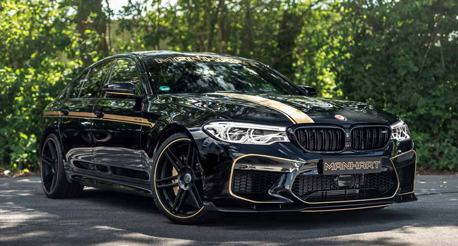 Тюнинг Manhart для BMW M5 F90
