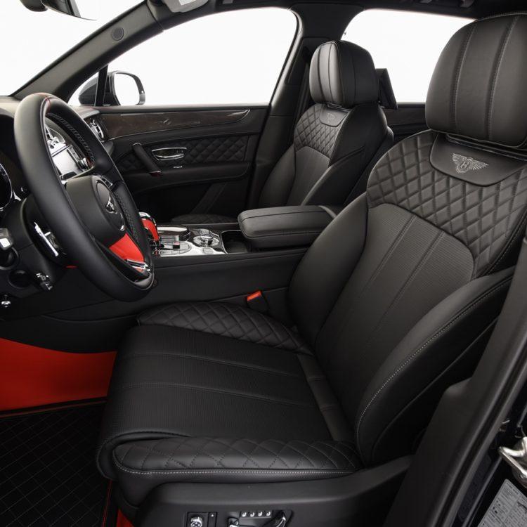 Кожаный салон Startech для Bentley Bentayga 2016-