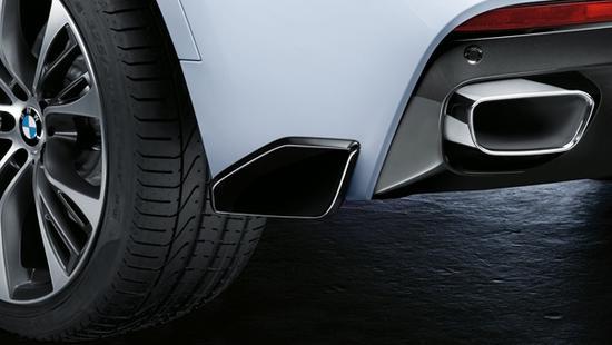 Аэродинамический пакет Heck Flap M Performance для BMW X6 F16
