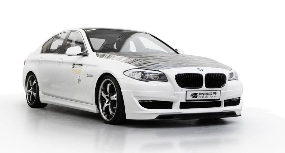 Аэродинамический обвес Prior Design для BMW 5-Series F10/F11