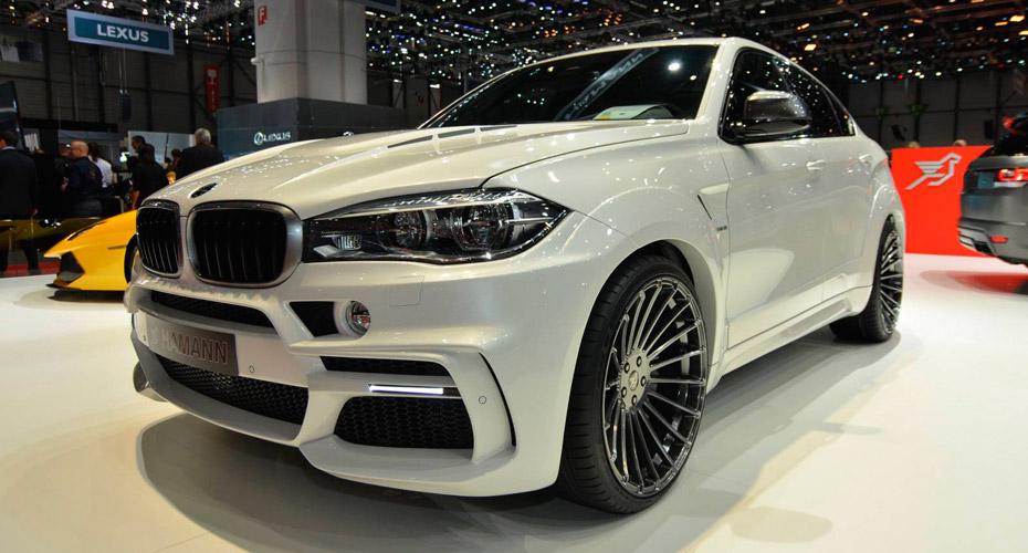 Тюнинг Hamann для BMW X6 F16