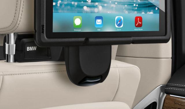Универсальный фиксатор Tablet Safety Case для BMW X5 G05