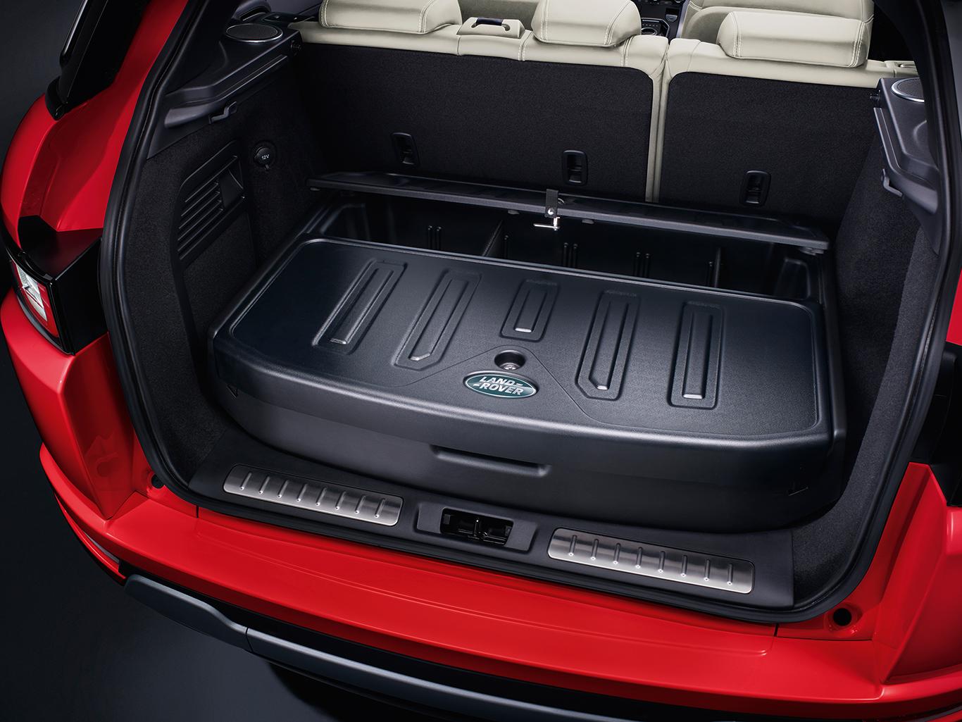 Органайзер багажного отделения для Range Rover Evoque