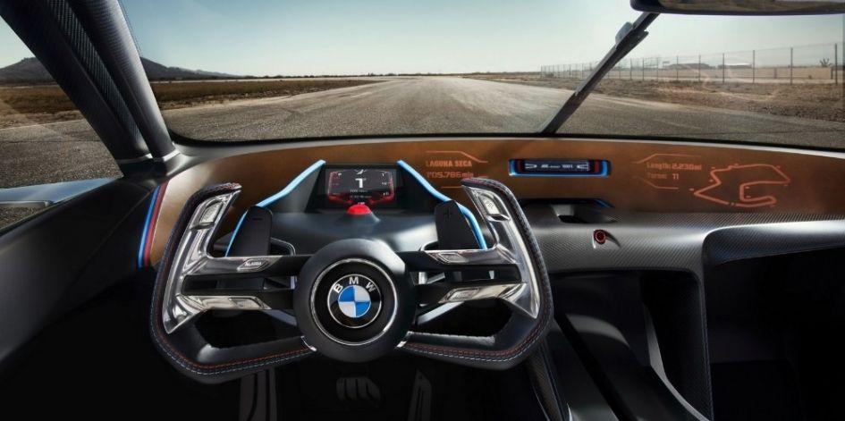 Умное рулевое колесо-«трансформер»: уникальный патент от BMW