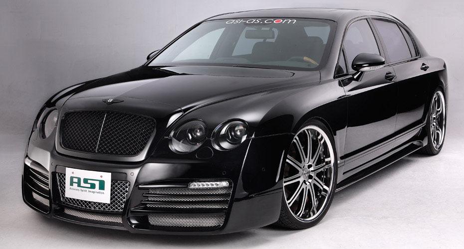Тюнинг ASI для Bentley Continental Flying Spur
