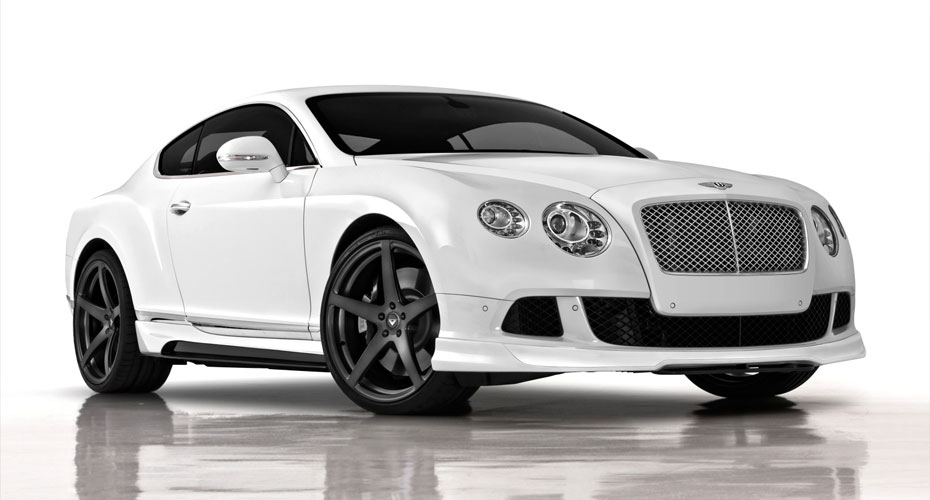 Тюнинг Vorsteiner для Bentley Continental GT II