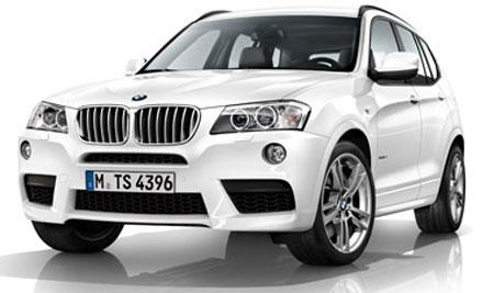 М-обвес для BMW X3 F25
