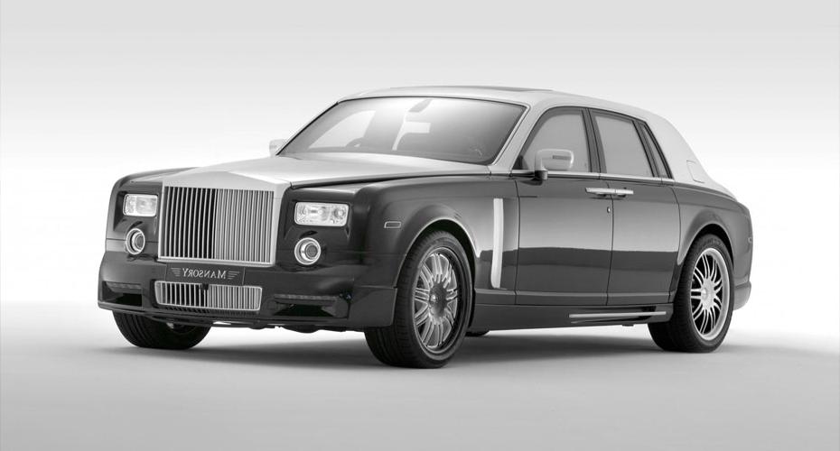 Обвес Mansory Conquistador для Rolls-Royce Phantom