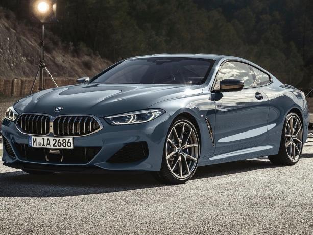 Пакет Carbon для BMW 8 Series G14/G15
