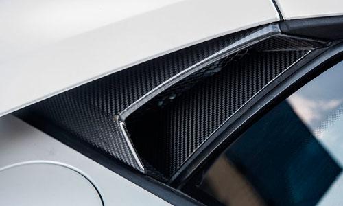 Задние воздуховоды (карбон) Novitec для Lamborghini Huracan LP 610