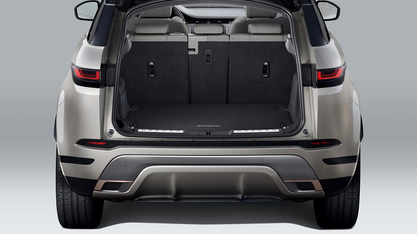 Ковер багажного пространства Luxury для Range Rover Evoque