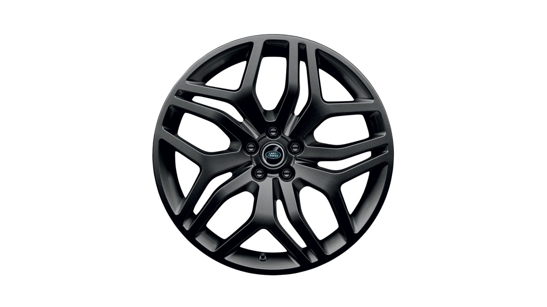 Колесный диск R20 Satin Black для Range Rover Evoque