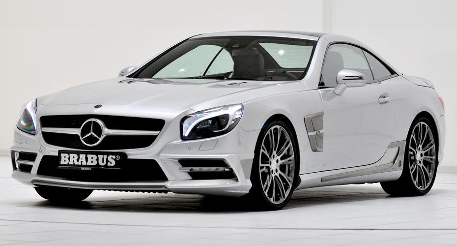 Обвес Brabus AMG для Mercedes SL-class R231