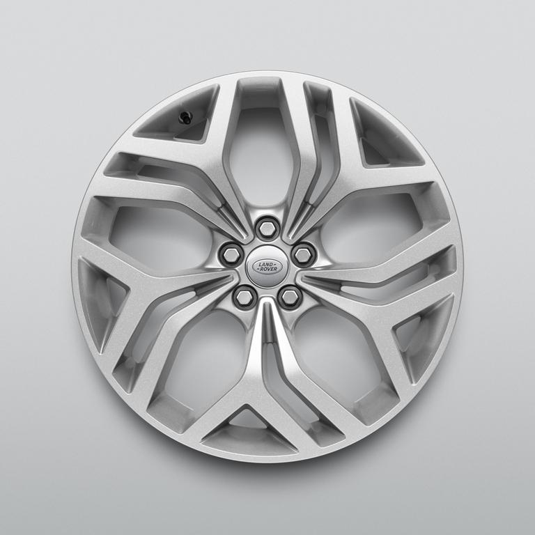 Колесный диск R20 Style 5079 Gloss Sparkle Silver для Range Rover Evoque
