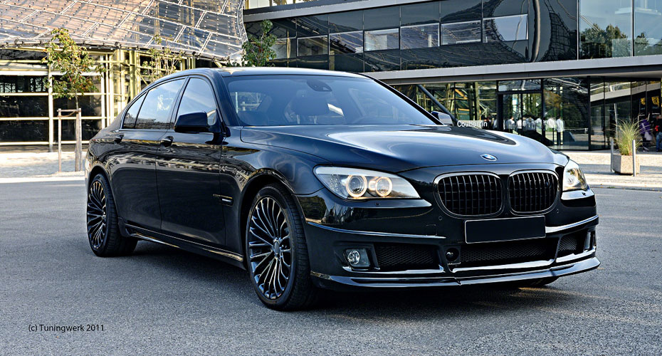 Аэродинамический обвес Tuningwerk для BMW 7 Series F01/02