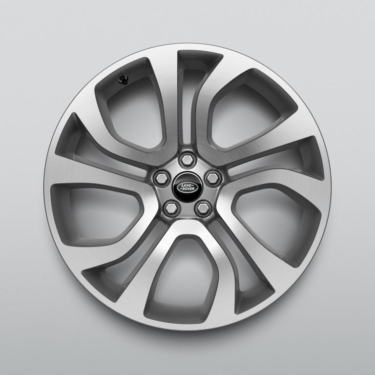 Колесный диск R21 Style 5077 Diamond Turned для Range Rover Evoque