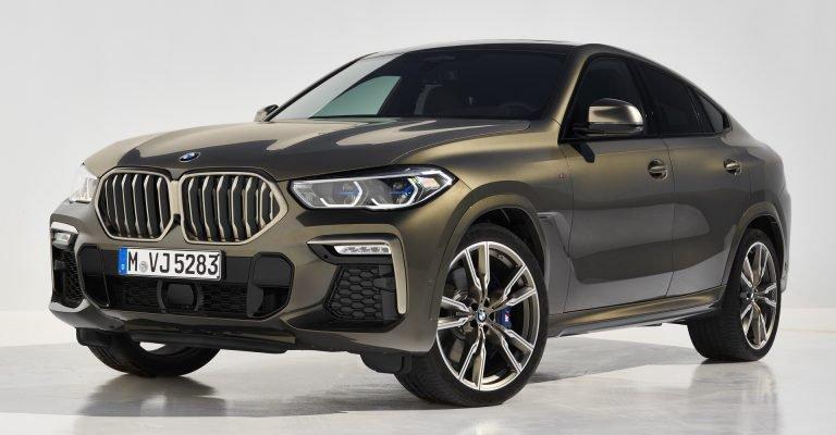 Обвес M-Спорт для BMW X6 G06