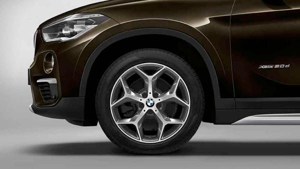 Легкосплавный колесный диск (Y-образные спицы) 569 для BMW X1 F49