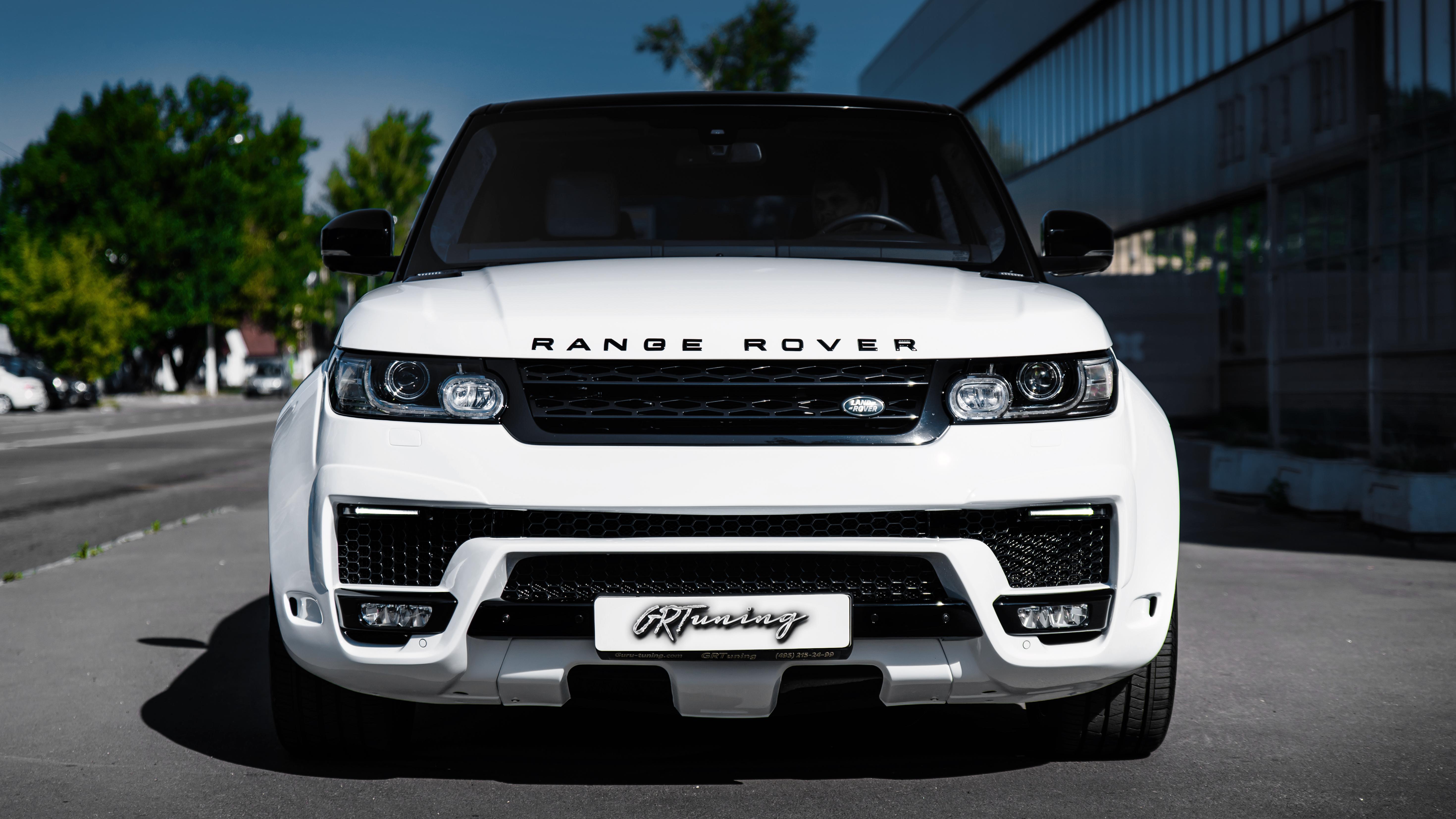 Hamann Widebody для Range Rover Sport 2014