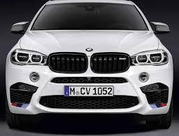 Аэродинамические принадлежности M Performance для BMW X5 F85