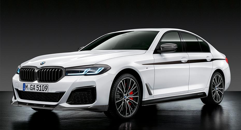 Тюнинг M Performance для BMW 5-Series G30/G31 (рестайлинг)