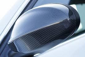 Корпуса зеркал (карбон) Hamann для BMW 1 Series E82