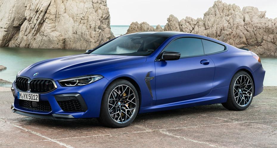 Рестайлинг для BMW 8 Series G15 в M8 F92
