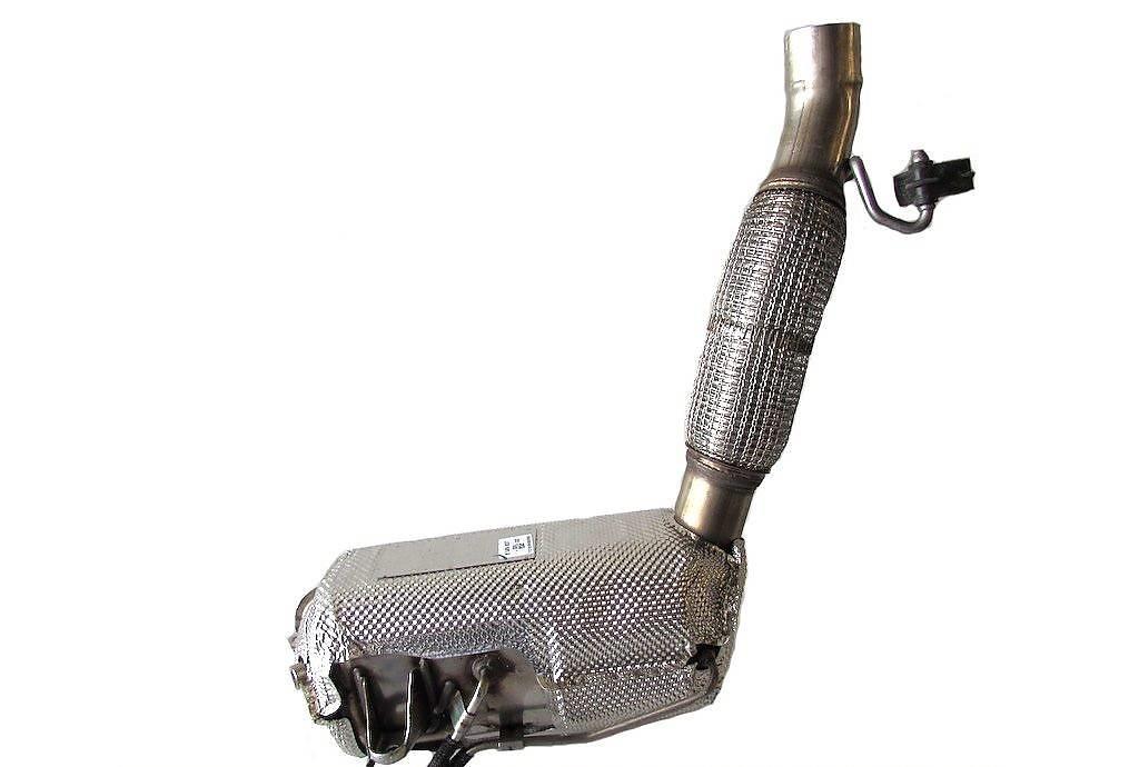 Возвратный сажевый фильтр EU5 для BMW X2 F39