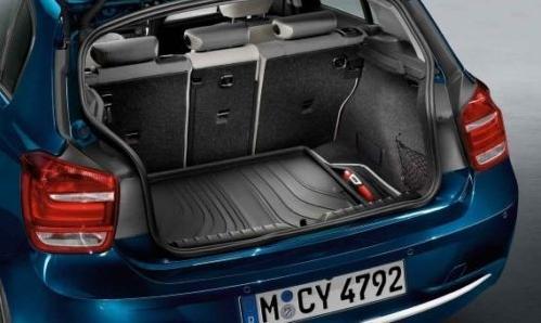 Фасонный коврик багажного отделения Urban / Basis для BMW 1 Series F20/F21