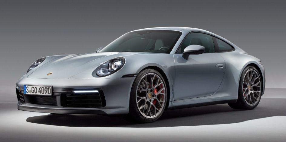 Встречайте обновленный Porsche 911 с уникальными аэродинамическими улучшениями