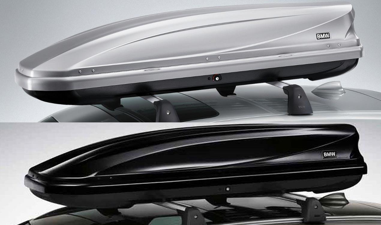 Верхний контейнер для багажа 320 для BMW X5 G05