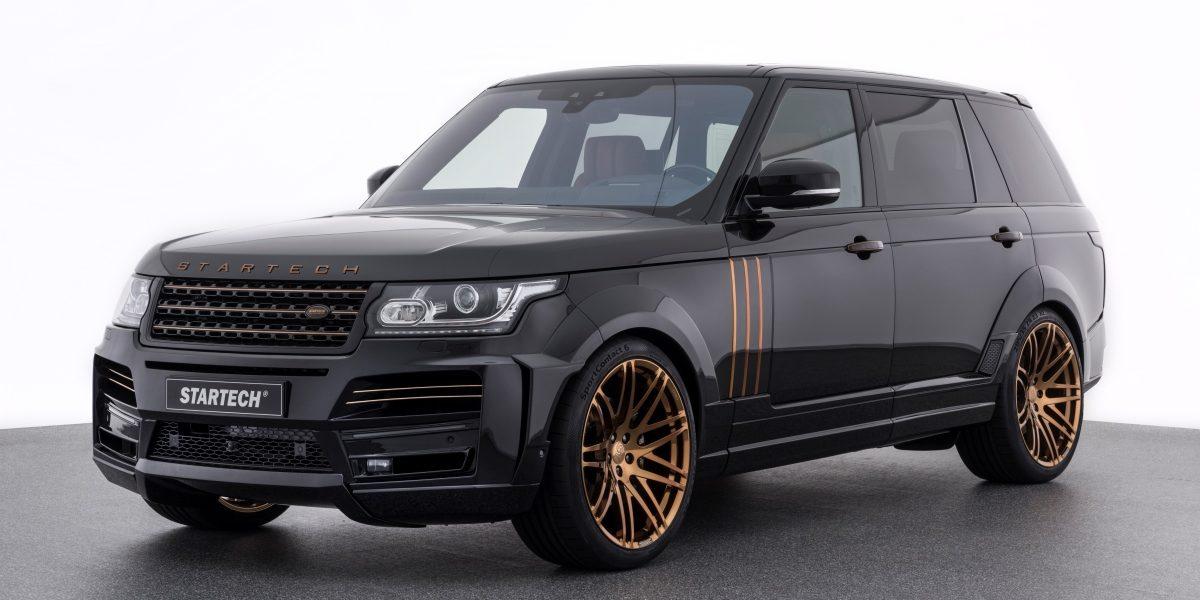 Обвес Startech для Range Rover 2013-2017