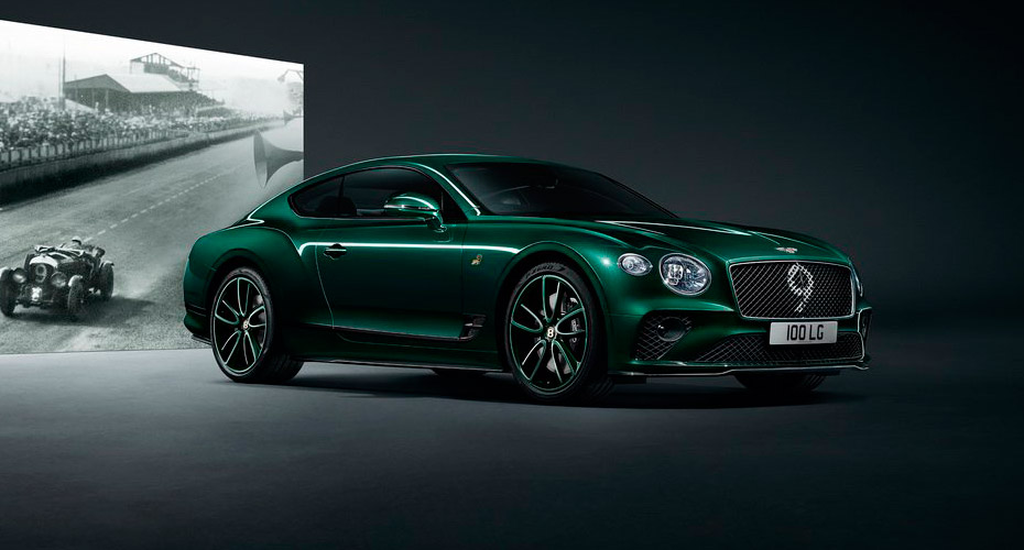 Тюнинг Mulliner для Bentley Continental GT III