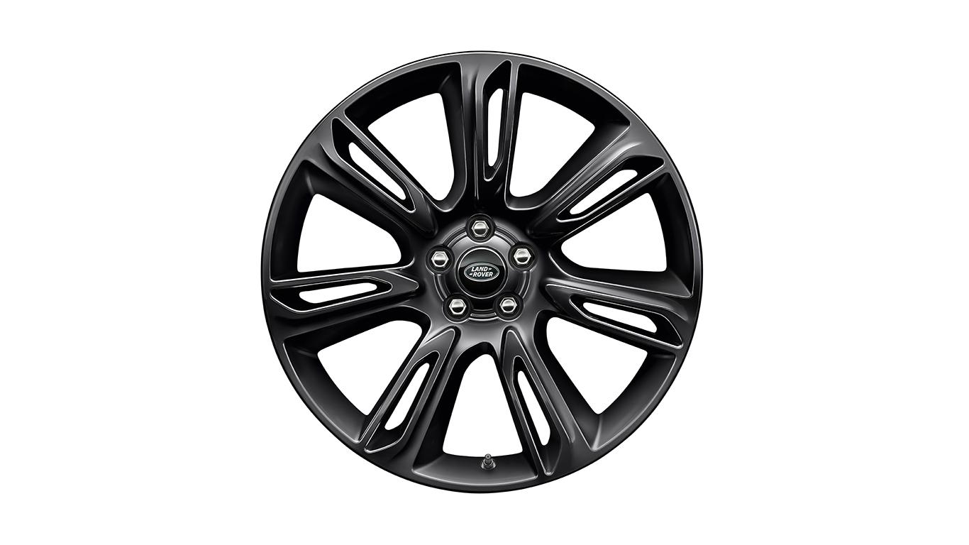 Колесный диск R20 Style 7014 Gloss Black Finish для Range Rover Velar