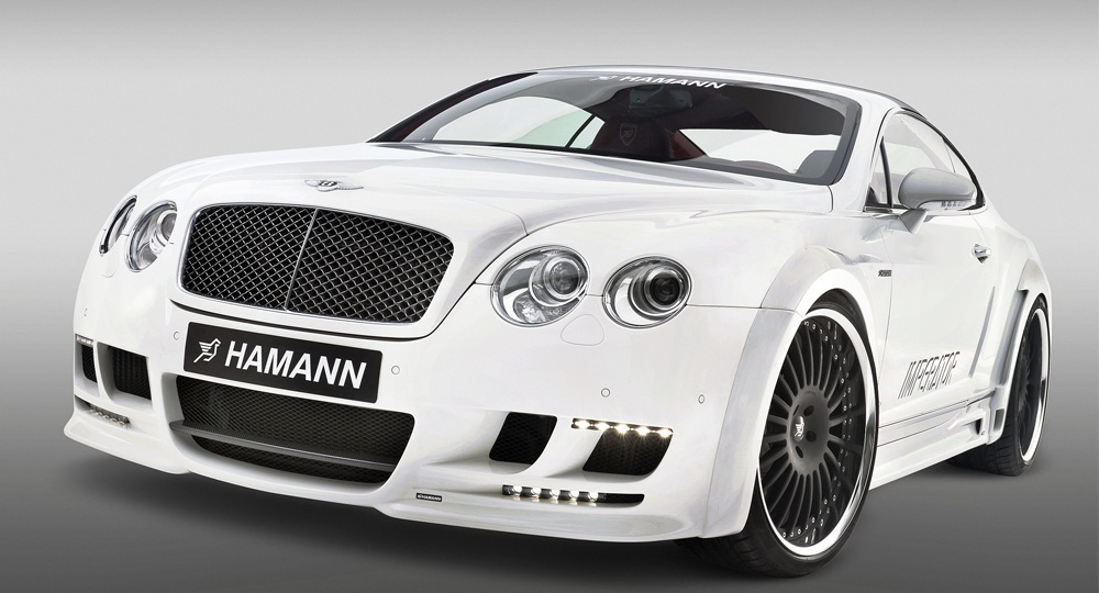 Обвес Hamann Imperator для Bentley Continental GT & Continental GT Speed