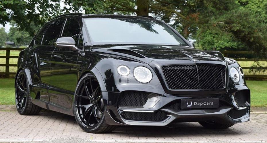 Тюнинг Onyx для Bentley Bentayga