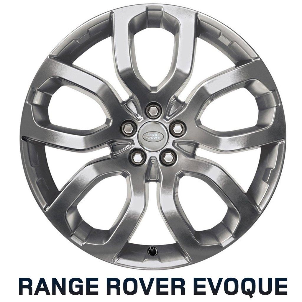 Колесный диск R20 Shadow Chrome для Range Rover Evoque